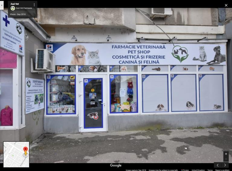Cosmetica si frizerie canina - felina, tuns caini si pisici, spalat caini, salon caini